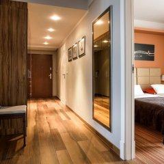 Апартаменты Elite Apartments Garbary Old Town комната для гостей фото 5