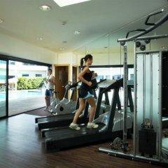 Hotel SB Icaria barcelona фитнесс-зал фото 4