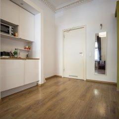 Отель Traumberg Flats Германия, Берлин - отзывы, цены и фото номеров - забронировать отель Traumberg Flats онлайн комната для гостей фото 2