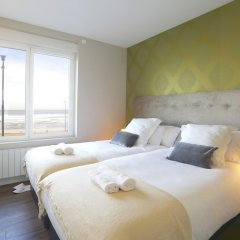 Отель The Zu Suite Apartment Испания, Сан-Себастьян - отзывы, цены и фото номеров - забронировать отель The Zu Suite Apartment онлайн комната для гостей фото 3
