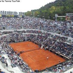 Hotel Solis спортивное сооружение