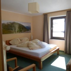 Отель Berghotel Franzenshöhe Стельвио комната для гостей