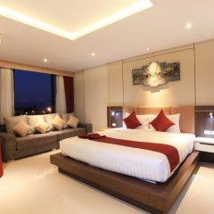 Отель Paripas Patong Resort комната для гостей фото 4