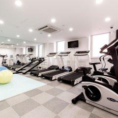 Отель Aventree Jongno Сеул фитнесс-зал