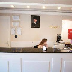 Menendi Otel Турция, Фоча - отзывы, цены и фото номеров - забронировать отель Menendi Otel онлайн интерьер отеля