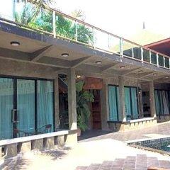 Отель Green View Village Resort фитнесс-зал