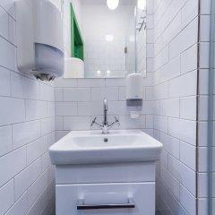 Гостиница ICON Hostel в Москве 2 отзыва об отеле, цены и фото номеров - забронировать гостиницу ICON Hostel онлайн Москва ванная фото 4
