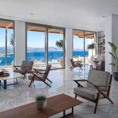 Отель Lindos Mare Resort Греция, Родос - отзывы, цены и фото номеров - забронировать отель Lindos Mare Resort онлайн интерьер отеля фото 2