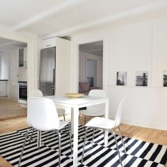 Отель Stay in the Heart of Copenhagen Копенгаген комната для гостей