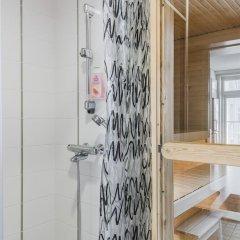 Отель Helsinki South Central Apt Lönnrot ванная фото 2