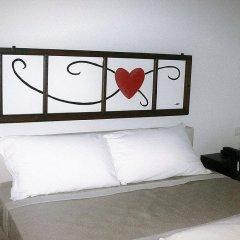 Hotel La Variante Фонтевиво сейф в номере