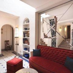 Отель Albarnous Maison d'Hôtes Марокко, Танжер - отзывы, цены и фото номеров - забронировать отель Albarnous Maison d'Hôtes онлайн комната для гостей фото 5