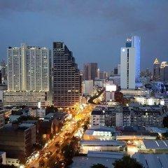 Отель Furama Silom, Bangkok балкон