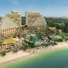 Отель Centara Grand Mirage Beach Resort Pattaya Таиланд, Паттайя - 11 отзывов об отеле, цены и фото номеров - забронировать отель Centara Grand Mirage Beach Resort Pattaya онлайн пляж фото 2