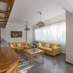 Отель Kamari Blu Греция, Остров Санторини - отзывы, цены и фото номеров - забронировать отель Kamari Blu онлайн комната для гостей фото 5