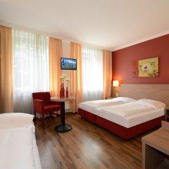 Отель Marienthal Garni Германия, Гамбург - отзывы, цены и фото номеров - забронировать отель Marienthal Garni онлайн комната для гостей