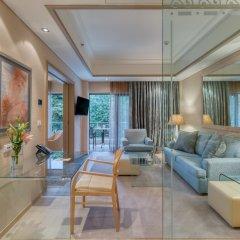 Отель Rodos Park Suites & Spa Греция, Родос - 1 отзыв об отеле, цены и фото номеров - забронировать отель Rodos Park Suites & Spa онлайн фото 9