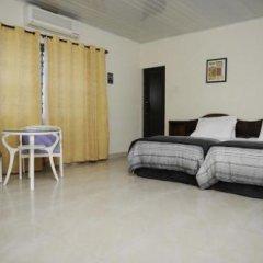 Отель Mount Pleasant Inns & Apartments Гана, Кофоридуа - отзывы, цены и фото номеров - забронировать отель Mount Pleasant Inns & Apartments онлайн комната для гостей фото 2