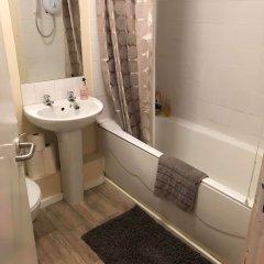 Отель Bank Street Guest House Глазго ванная фото 2
