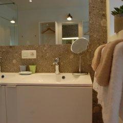 Отель de Voorplaats Бельгия, Брюгге - отзывы, цены и фото номеров - забронировать отель de Voorplaats онлайн ванная фото 2