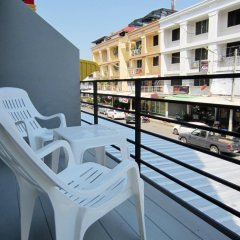 Отель Sleep Whale Express Таиланд, Краби - отзывы, цены и фото номеров - забронировать отель Sleep Whale Express онлайн балкон