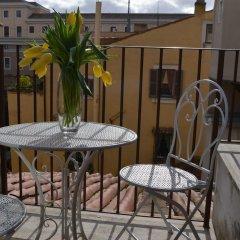 Отель Borgo Pio 91 Италия, Рим - отзывы, цены и фото номеров - забронировать отель Borgo Pio 91 онлайн балкон