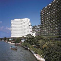 Отель Shangri-la Bangkok пляж фото 2