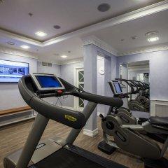Гостиница Эрмитаж - Официальная Гостиница Государственного Музея фитнесс-зал