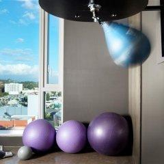 Отель W Hollywood фитнесс-зал фото 2