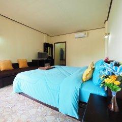 Отель Green Garden Resort Таиланд, Ланта - отзывы, цены и фото номеров - забронировать отель Green Garden Resort онлайн удобства в номере фото 2