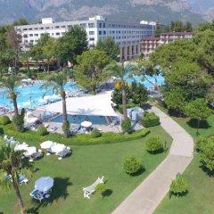 Mirada Del Mar Hotel Турция, Кемер - 1 отзыв об отеле, цены и фото номеров - забронировать отель Mirada Del Mar Hotel - All Inclusive онлайн балкон