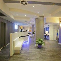 Отель Holiday Inn Express Rome - East интерьер отеля фото 2