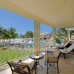 Отель Royal Hideaway Playacar All Inclusive - Adults only балкон