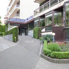 Отель County House Of Brussels Брюссель парковка