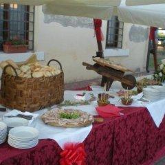 Отель Ristorante Alloggio Ostello Amolara Адрия помещение для мероприятий