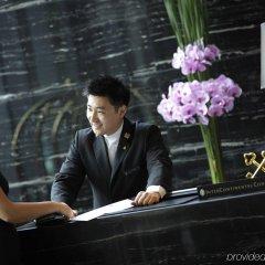 Отель InterContinental Shanghai Jing' An интерьер отеля фото 3