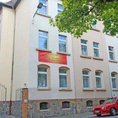 Гостевой Дом Pension Leipzig Georgplatz парковка