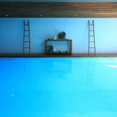 Отель Grand Hôtel De Cala Rossa Франция, Леччи - отзывы, цены и фото номеров - забронировать отель Grand Hôtel De Cala Rossa онлайн бассейн фото 3