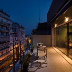 Отель Urban Donkey балкон
