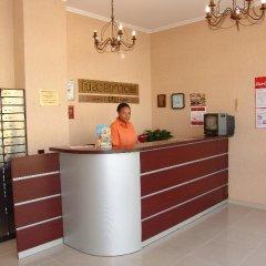 Отель Efir Holiday Village Болгария, Солнечный берег - отзывы, цены и фото номеров - забронировать отель Efir Holiday Village онлайн интерьер отеля фото 2