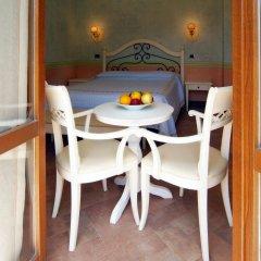Отель Valle Rosa Country House Сполето в номере фото 2