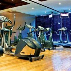 Flora Park Hotel Apartments фитнесс-зал