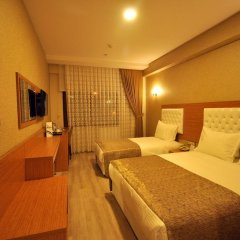 Bupa Hotel Кайсери комната для гостей