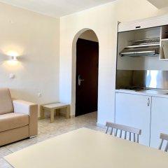 Отель Ioli Village Греция, Пефкохори - отзывы, цены и фото номеров - забронировать отель Ioli Village онлайн комната для гостей фото 3