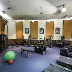 Отель Columbia Beach Resort фитнесс-зал фото 3