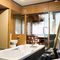 Отель Adaaran Prestige Ocean Villas Мальдивы, Северный атолл Мале - отзывы, цены и фото номеров - забронировать отель Adaaran Prestige Ocean Villas онлайн ванная фото 2