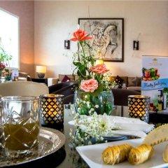Отель Andalucia Golf Tanger Марокко, Медина Танжера - отзывы, цены и фото номеров - забронировать отель Andalucia Golf Tanger онлайн питание фото 3