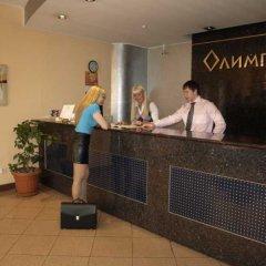 Отель Мартон Олимпик Калининград интерьер отеля фото 3