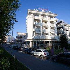 Отель La Gradisca Римини парковка
