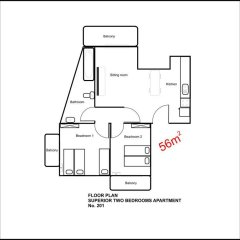 Апартаменты Elenapa Holiday Apartments